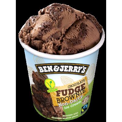 B&J VEGAN Chocolate fudge 465ml